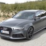 Der neue Audi RS6 Avant 4.0 TFSI Quattro Tiptronic mit 580 PS