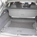 Der Kofferraum des Audi RS6 Avant