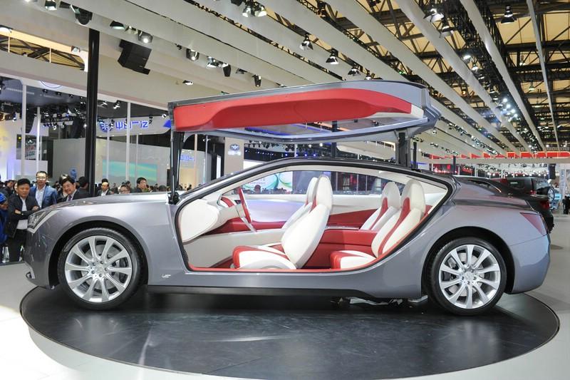 BAIC Concept 900 auf der Shanghai Autoshow 2013