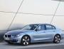 Die Seitenpartie des BMW Active Hybrid 3