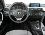 Das Cockpit des BMW Active Hybrid 3