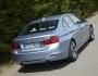 Die Heckpartie des BMW Active Hybrid 3