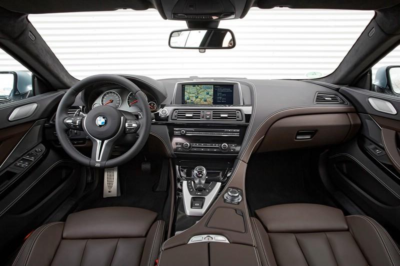 Galerie: BMW M6 Gran Coupé Armaturenbrett | Bilder und Fotos | {Armaturenbrett bmw 6}