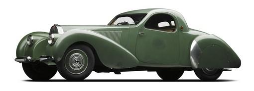 Bugatti T 57 C Coupe Vanvooren Baujahr 1939