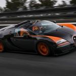 Der schnellste Roadster der Welt: Bugatti Veyron 16.4 Grand Sport Vitesse