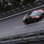 Der Bugatti Veyron 16.4 Grand Sport Vitesse bei der Rekordfahrt
