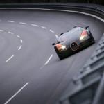 Bugatti Veyron 16.4 Grand Sport Vitesse auf dem Weg zur Weltrekord