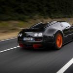 Der Bugatti Veyron 16.4 Grand Sport Vitesse erreichte 408,84 km/h