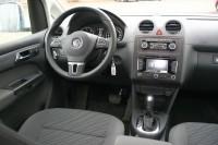 Das Cockpit des Volkswagen Caddy 2.0 TDI 4Motion DSG