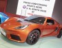 Lotus-Elise-Kopie Detroit Electric SP 01 auf der Auto Shanghai