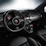 Das Cockpit des Fiat 500S