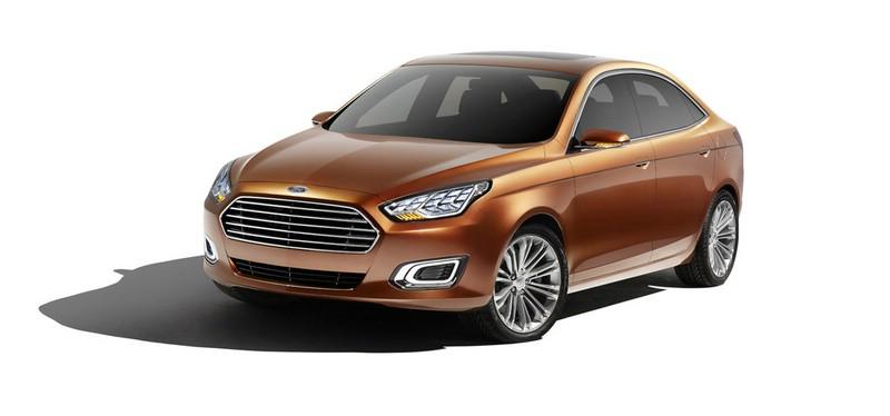 Der Ford Escort als Concept