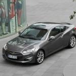 Hyundai Genesis Coupé 2013 Außenansicht