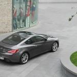 Hyundai Genesis Coupé Außendesign Bilder Galerie