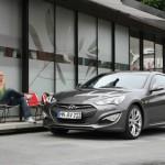 Hyundai Genesis Coupé Modelljahr 2013 Exterieur Aufnahmen