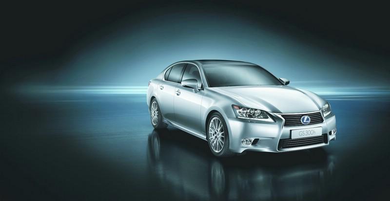 Lexus GS 300h - Frontansicht
