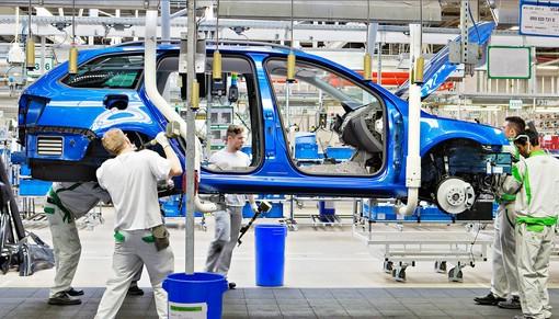Skoda startet Octavia Combi Produktion