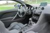Der Innenraum des 2013er Peugeot RCZ