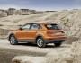 Kompakt-SUV Audi Q3 in der Heckansicht
