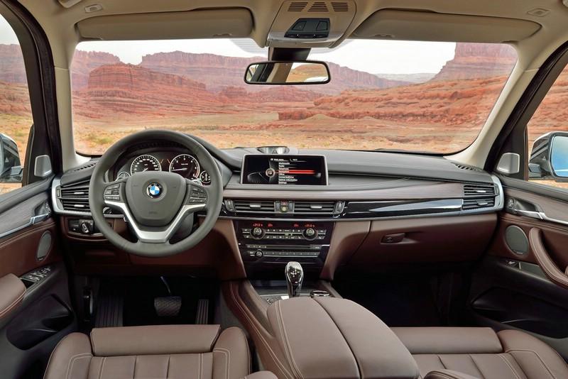 Galerie: Armaturenbrett, Sitze BMW X5 (3. Generation) | Bilder und ... | {Armaturenbrett bmw 14}