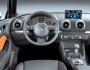 Audi A3 Cockpit mit Navi ausgestattet