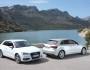 Audi A3 in der Front- Heck und Seitenansicht