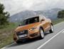 Fahraufnahme des Audi Q3