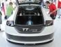 Die Heckpartie des Audi TT ultra quattro concept