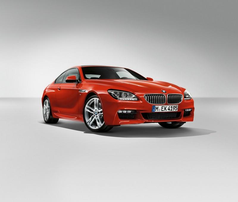BMW 650i Coupé M Sport Edition auf 19 Zoll Felgen