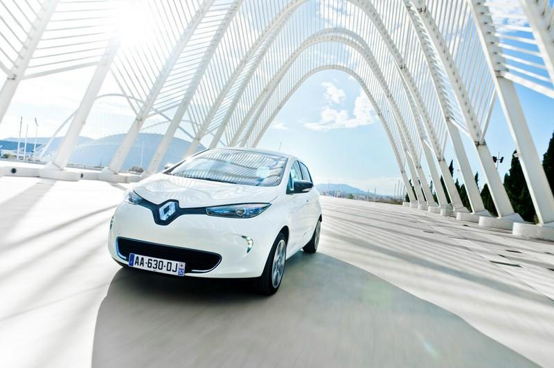 Der neue Renault Zoe startet im Juni