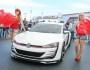 Volkswagen Golf GTI Studie in weiss
