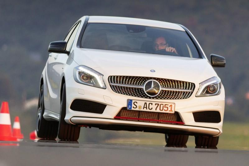 Mercedes-Benz A 250 SPORT, (W 176),