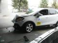 Kältemittel-Crashtest mit Opel Mokka