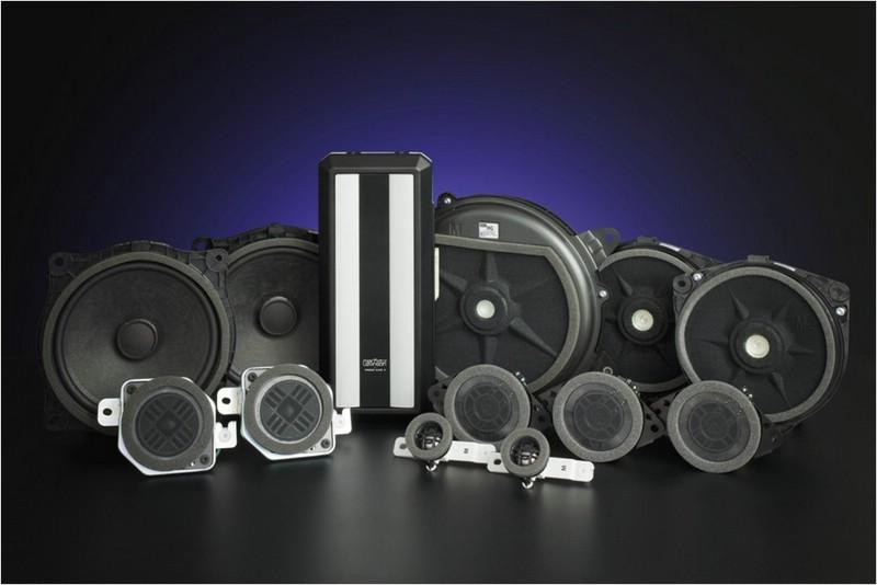 Audiosystem von Mark Levinson für das Pkw-Modell Lexus IS