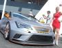 Seat präsentiert am Wörthersee den Leon Cup Racer
