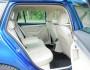 Die hinteren Sitze des Skoda Octavia Combi