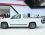 Die Seitenpartie der Studie VW Amarok 3.0 TDI