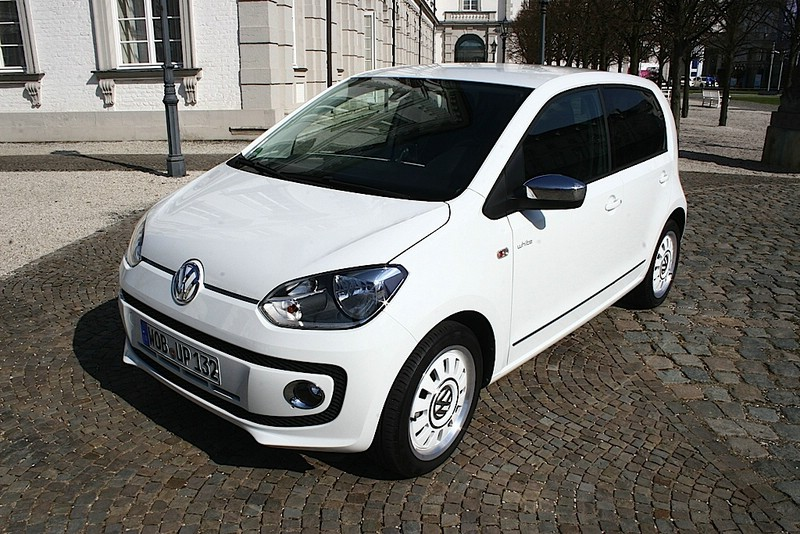 galerie vw up in perlmutteffekt lackierung white pearl. Black Bedroom Furniture Sets. Home Design Ideas