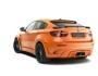 Der 670 PS starke Hamann Tycoon II M in orange