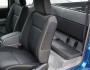 Die vorderen und hinteren Sitze des Mazda BT-50