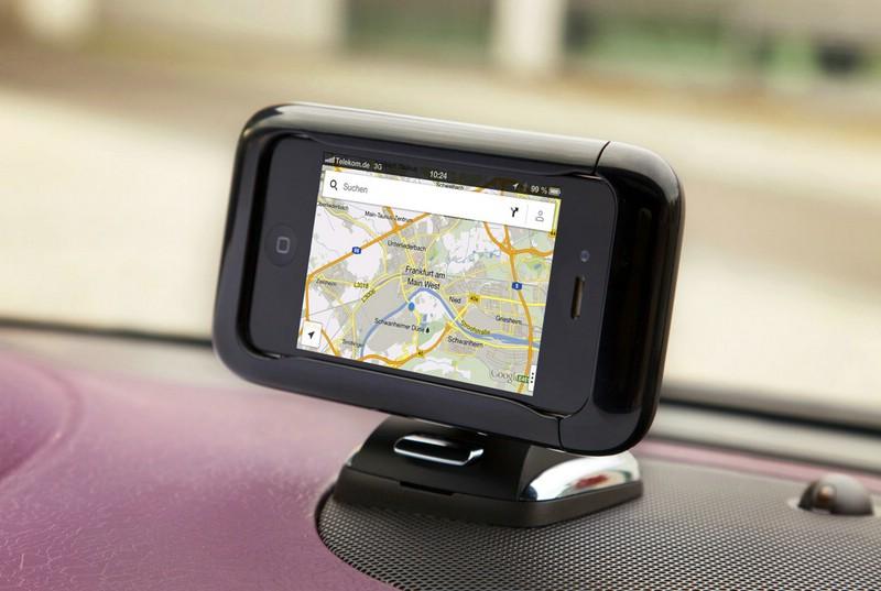 Das Opel Infotainment-System Intelli-Link im Adam