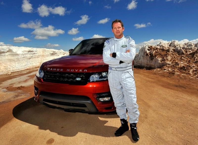 Range Rover Sport mit 510 PS erzielt Rekord