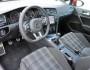 Die Sitze und das Cockpit des VW Golf GTD