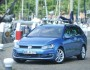 Volkswagen Golf Variant TSI Blue Motion in Blau 2013