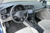 Das Cockpit des Volkswagen Golf Variant TSI Blue Motion