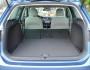 Der Kofferraum des Volkswagen Golf Variant TSI Blue Motion