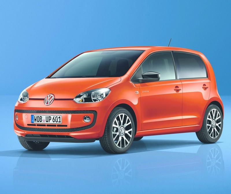 2013er Sondermodell Volkswagen Groove-Up