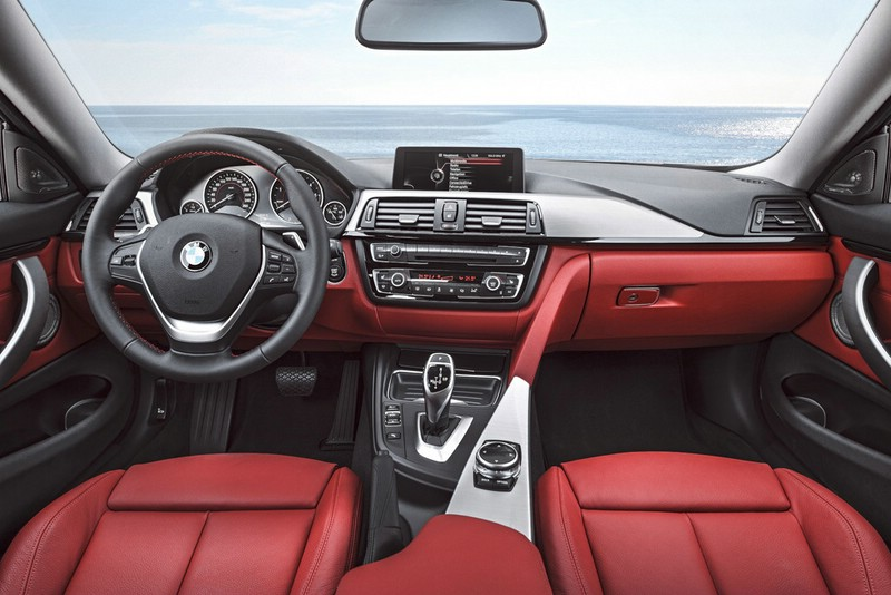 Armaturenbrett bmw  Galerie: BMW 4er Coupé Armaturenbrett | Bilder und Fotos