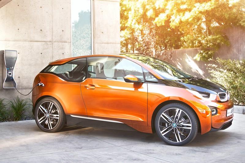 BMWs neuer i3 kann rein elektrisch gefahren werden