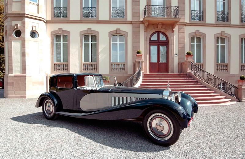 Bugatti Typ 41 Royale aus den 1930-er Jahren